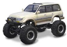 1:10 RC Clear Lexan Body - Landcruiser S 80 for Monster Truck or Crawler Colt
