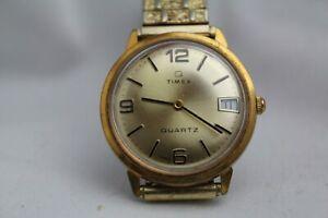 Vintage Men's Timex Watch.  1970-1979 Timex Watch Quartz
