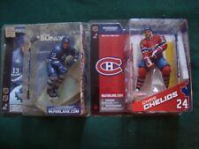 McFarlane  Hockey Figures Series 1 - 8 Matt Sundin - Chris Chelios