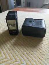 Minolta 20 flash, fits olympus trip 35 camera untested