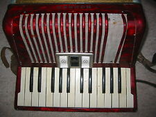used Hohner Student IV M accordion fisarmonica IVM needs cleaning & repair