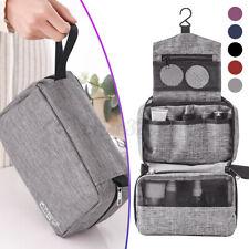 Waterproof Storage Bags Bathroom Shower Case Makeup Pouch Organizer Foldable Box