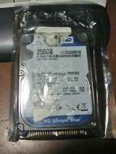 "NOS Western Digital Scorpio Blue WD2500BEVE 250GB 2.5"" Laptop Drive Sealed"