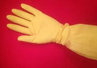 Guantes del hogar 35 cm largo guantes de goma household guantes de goma #168