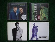 Cd - George Michael-Freeek! e Fastlove/Jamie Walters/Savage Garden-Affirmation