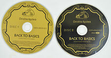 Back to Basics by Christina Aguilera (CD, Aug-2006, 2 Discs, RCA) DISCS ONLY