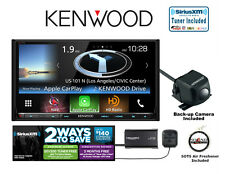 Kenwood DNX893S DVD Navigation HD Radio Bluetooth SiriusXM SXV300v1Backup Camera