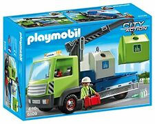 Playmobil City Action Glass Sorting Truck 6109 (for Kids 4 to 10)