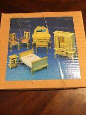 Doll House Bedroom Set Furniture