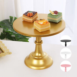 10'' 25cm Cake Stand Simple Style Fruit Dessert Rack Decor Serving Tray Party