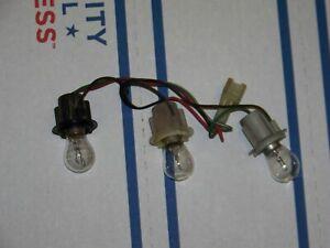 GEO TRACKER TAIL BRAKE LIGHT WIRING HARNESS PIGTAIL SOCKET BACKUP LIGHT SOCKET
