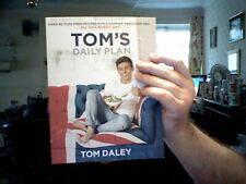 TOM DALEY (swimming)  TOM'S DAILY PLAN - HEALTHY LIVING PAPERBACK CHRISTMAS