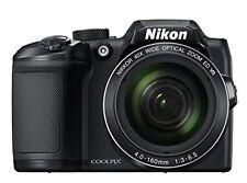 Boxed NIKON COOLPIX B500 40x Optical Zoom Digital Camera / Black F/S w/Tracking#