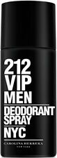 212 VIP by Carolina Herrera Deodorant spray 5 Oz / 150 ml (men)