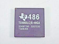Texas Instruments 486 40MHz Processor (TX486DLC/E-40GA)
