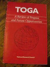 Toga Ocean/Global Atmosphere Program 1990 Review of Progress Free US Shipping