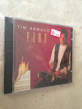 TIM ARMACOST CD FIRE K. BARRON G. CANNON B. HART S. OKUDAIRA CCD-4697 1996 JAZZ