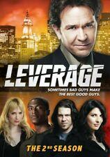 Leverage: The 2nd Season [4 Discs] (REGION 1 DVD New)