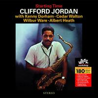 Clifford Jordan with Kenny Dorham, Cedar Walton Starting Time
