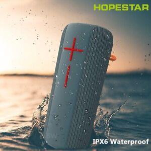Pro Outdoor Portable Bluetooth Speaker Best Waterproof  Subwoofer Effect Column