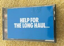 AT&T Cassette ~ Help for the Long Haul ~ Long Distance Country ~ RCA ~ NEW