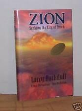 ZION Seeking the City of Enoch   Barkdull SIGNED Mormon