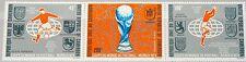 CAMEROUN KAMERUN 1974 774-76 C214a Soccer World Cup Munich Fußball WM Sport MNH