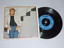 "DAVID CASSIDY - The Last Kiss - 1985 UK Arista injection label 2-track 7"" Single"