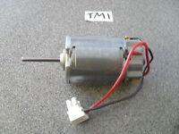 Truma S3002 Ultraheat caravan motorhome  heater TEB2 fan motor 40000-42000 TM1