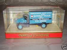 Models of Yesteryear  1930 Mack AC Truck Goodyear