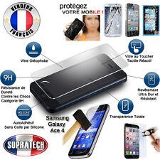 Protection d'Ecran en Verre Trempé Contre les Chocs pour Samsung Galaxy Ace 4
