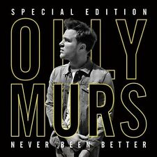 Olly Murs Never Been Better: Special Edition CD+DVD Region All