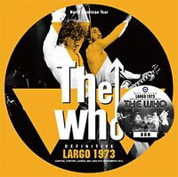 The Who Definitive Largo 1973 Soundboard CD 2 Discs 16 Tracks Rock Music Japan