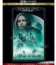 ROGUE ONE:A STAR WARS STORY(4K ULTRA HD+BLU-RAY+DIGITAL CODE)W/SLIPCOVER NEW