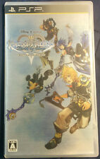 Kingdom Hearts Birth by Sleep Japanese Sony PSP Game US Seller
