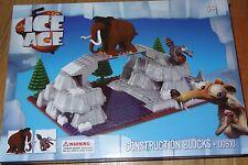 Ice Age Manny & Scrat BricTek Building Construction Toy Brick Block 00910
