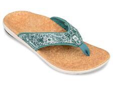 Spenco Yumi Daisy Women's Daisy Sandals Tide - 9