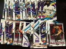 2020 Topps FIRE Baseball - Base Set Vets #1-200 - You Pick! - Complete Your Set!