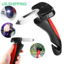 Car Cane Portable Handle Door Grab Assist Mobility Aid Glass Breaker Belt Cutter