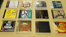 Lot of rare jazz, jazz vocal sampler gold CD SACD DVD-Audio dts Japan EU imports