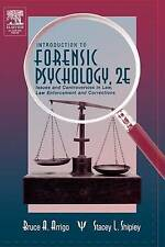 USED (VG) Introduction to Forensic Psychology, Second Edition: Issues and Contro