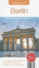 Willkommen in BERLIN + Reiseführer 2018 + Hauptstadt + Deutschland + Reise
