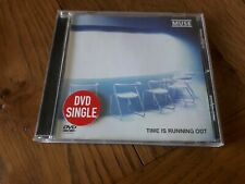 MUSE 3 TRACK DVD SINGLE Time Is Running Out