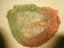 Original Wwii Canadian Camouflage Helmet Net