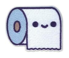 TOILET PAPER STICKER STICKY ADHESIVE BACKING PATCH BY 100% SOFT