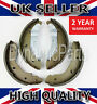 FORD TRANSIT MK6 MK7 2.0 2.2 FWD DIESEL REAR BRAKE SHOES 2000-2014 1227045