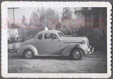 Vintage Car Photo 1937 Plymouth Automobile 775457
