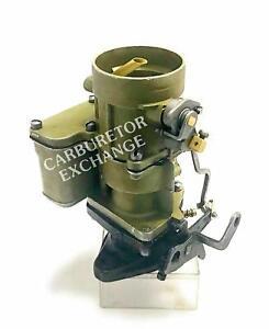 Chevy & GMC Carter YF 1 Barrel Carburetor 216 Engine