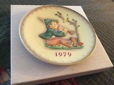 Hummel Collector'S Plate 1979 (9Th Annual Plate) (Goebel)
