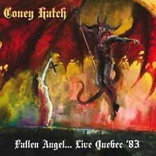 CONEY HATCH – FALLEN ANGEL…LIVE QUEBEC 1983 (NEW/SEALED) CD